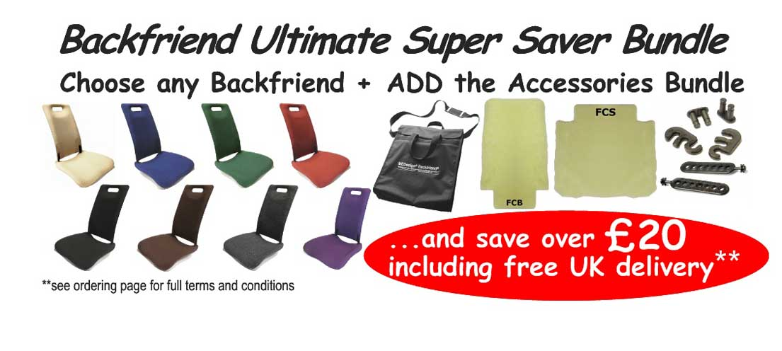 Backfriend SUPER SAVER Bundle