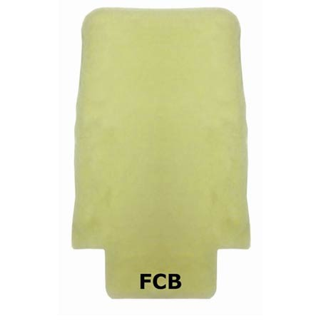 Backfriend Back Fleece Cover