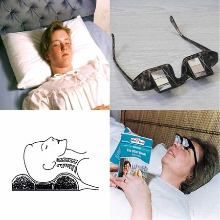 MEDesign Pillow and Bedglasses Free UK Delivery